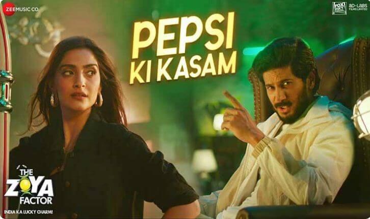 Pepsi Ki Kasam song