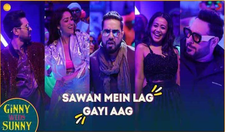 Sawan Mein Lag Gayi Aag Song
