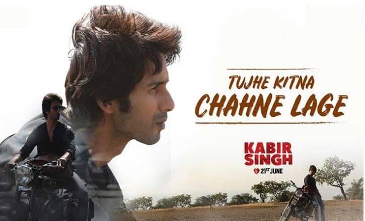 Tujhe Kitna Chahne Lage Hum Song