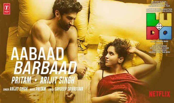 Aabaad Barbaad Song Lyrics