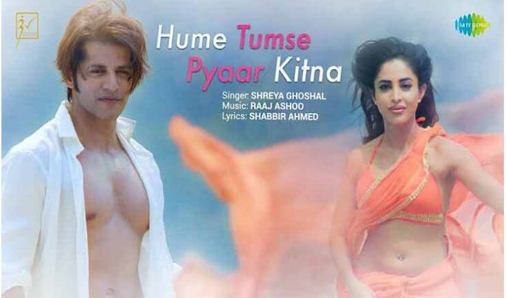 Hume Tumse Pyaar Kitna Song Lyrics