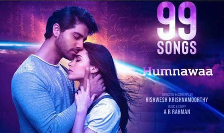 Humnawaa Song Lyrics