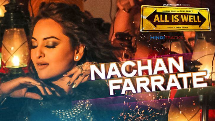 Main Nachan Farrate Song Lyrics