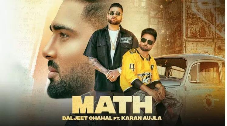 Math Lyrics By Daljit Chahal