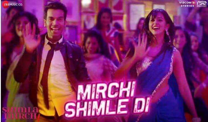 Mirchi Shimle Di Song