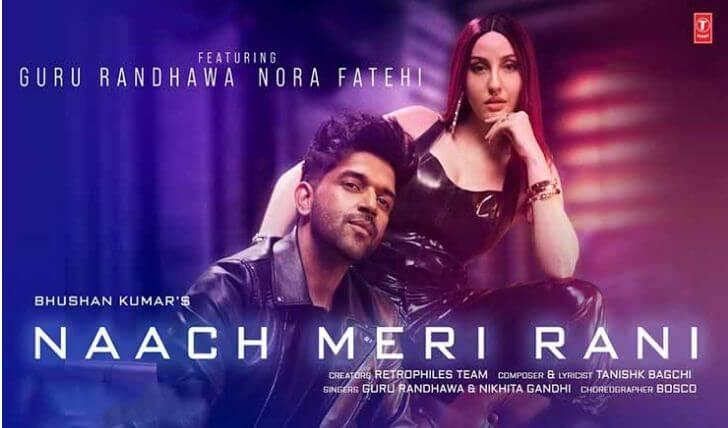 Naach Meri Rani Song Lyrics