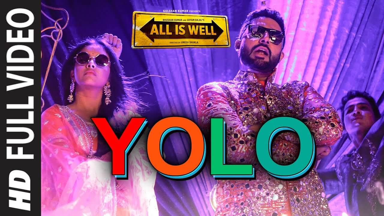 YOLO You Only Live Once Song Lyrics