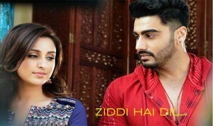Ziddi Hai Dil Song Lyrics