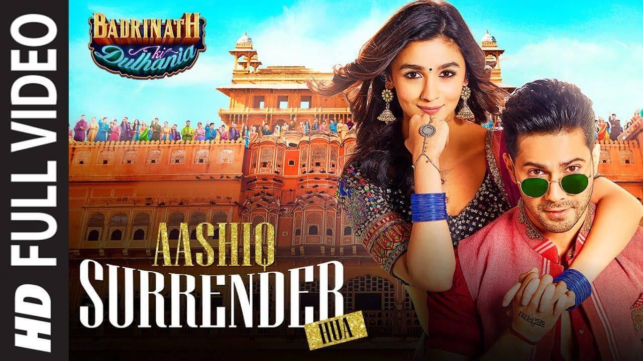Aashiq Surrender Hua Song Lyrics