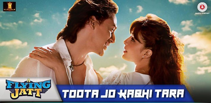 Toota Jo Kabhi Tara Song Lyrics